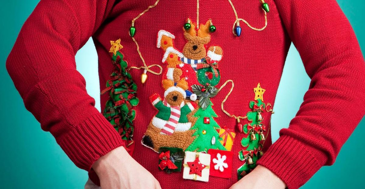 10 Places to Shop for Ugly Christmas Sweaters This Holiday Season ...