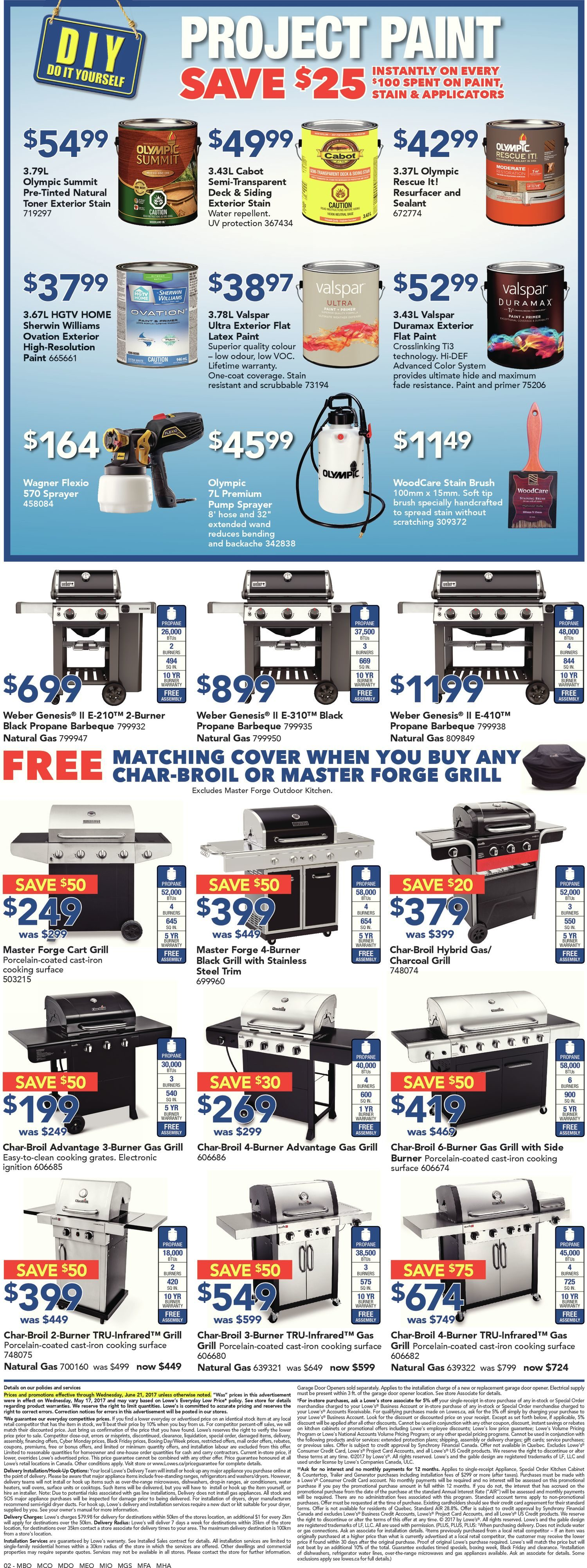 Lowe\'s Weekly Flyer - Weekly - Father\'s Day - Jun 15 – 21 ...