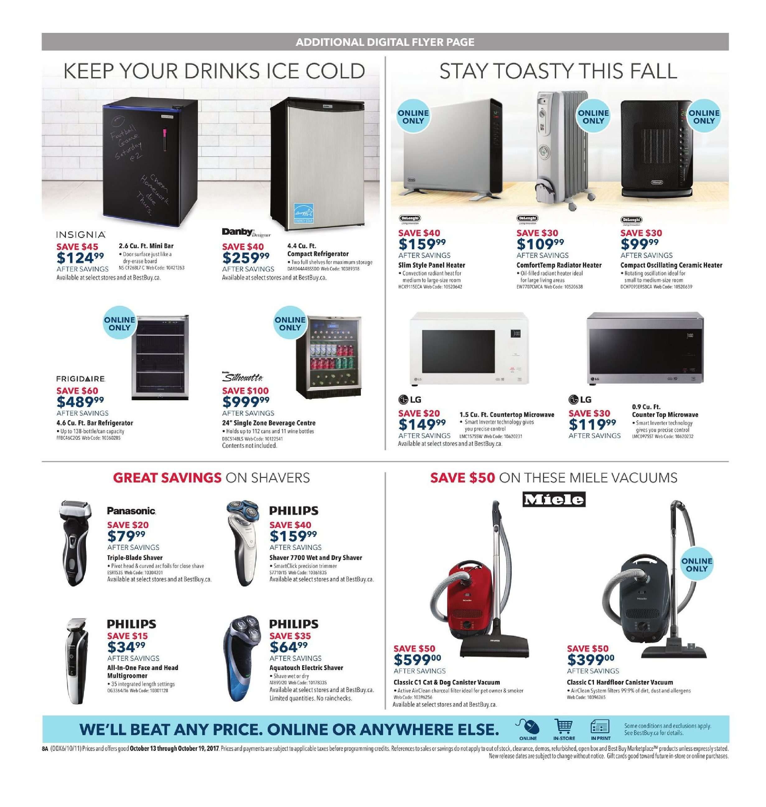 Best buy weekly flyer weekly ultimate appliance sale oct 13 best buy weekly flyer weekly ultimate appliance sale oct 13 19 redflagdeals fandeluxe Images