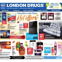 London Drugs - General - Stay Warm With These Hot Offers Flyer