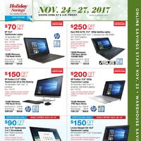 - Costco US - Holiday Savings Flyer