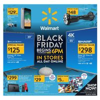 - Walmart US - Black Friday Sale Flyer
