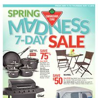 - Weekly - Spring Madness 7-Day Sale Flyer