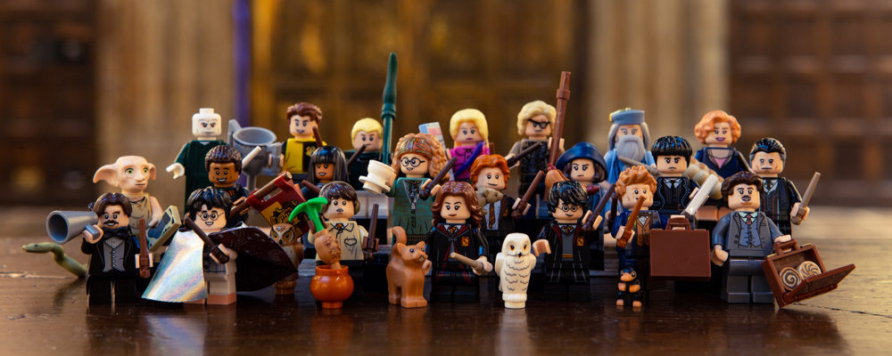 LEGO Announces New Harry Potter Minifigure Series