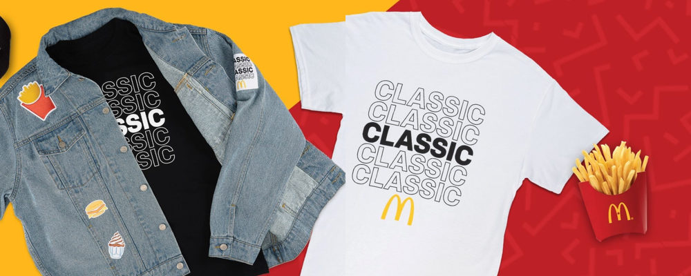 McDonald's Canada Launches New Clothing Line for 2nd Annual McDelivery Day