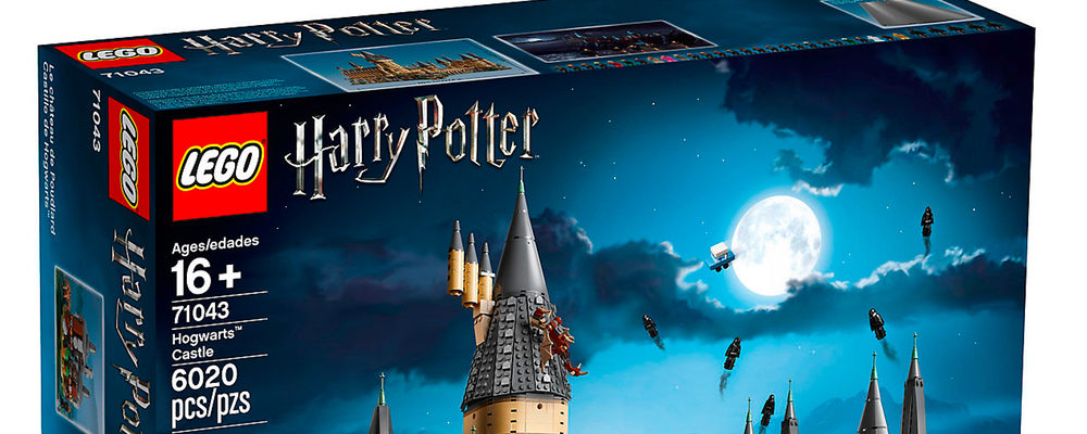 The New LEGO Harry Potter Hogwarts Castle is 6,020 Pieces of Magical Delight