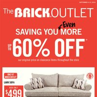 - Outlet - Saving You Even More Flyer