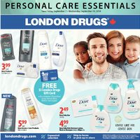 - Personal Care Essentials Flyer