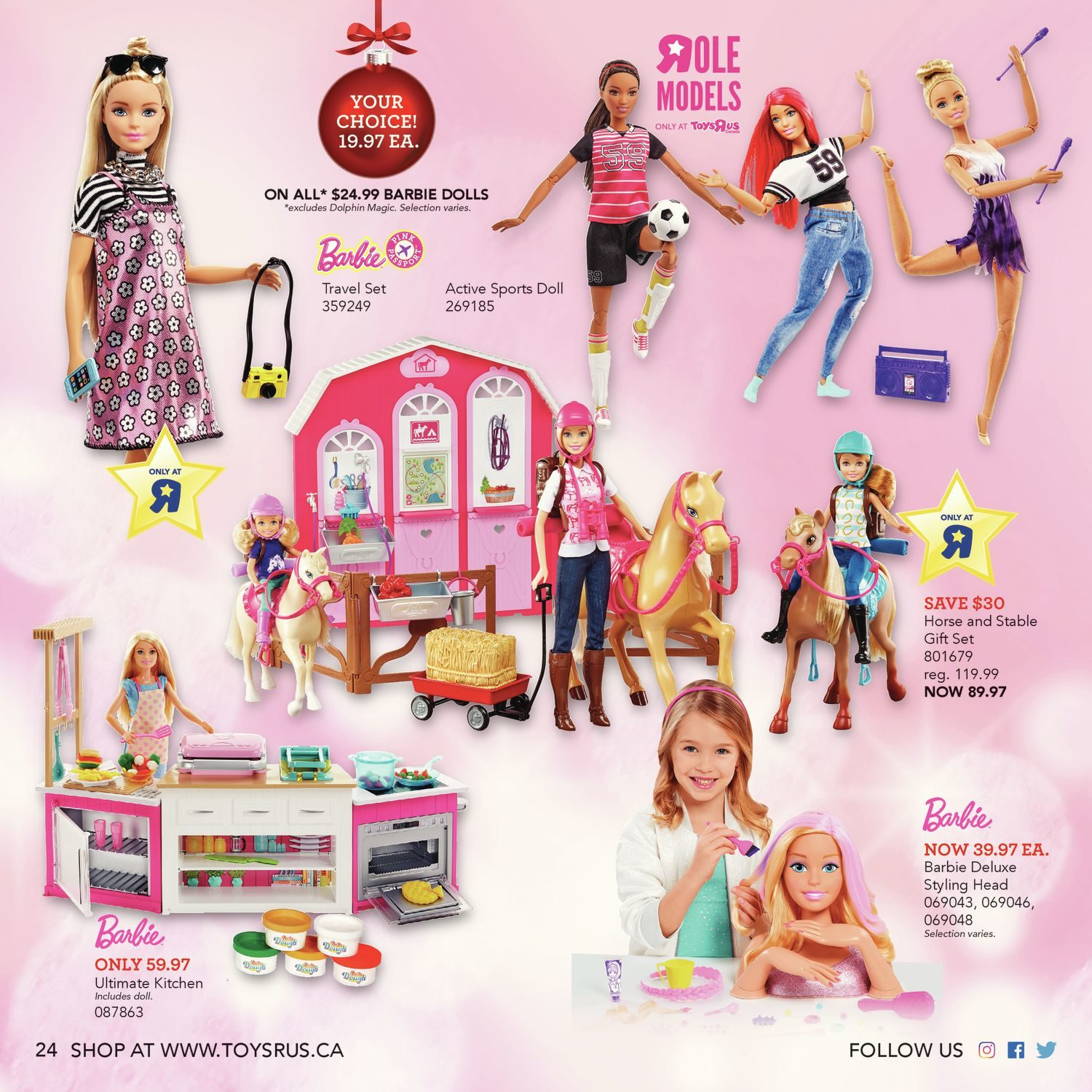 a837364d0b Toys R Us Weekly Flyer - Ultimate Toy Guide 2018 - Nov 2 – 15 -  RedFlagDeals.com