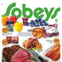 Sobeys - Weekly - Get Into The Spirit Flyer