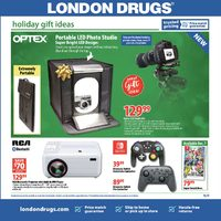 London Drugs - Holiday Gift Ideas Flyer