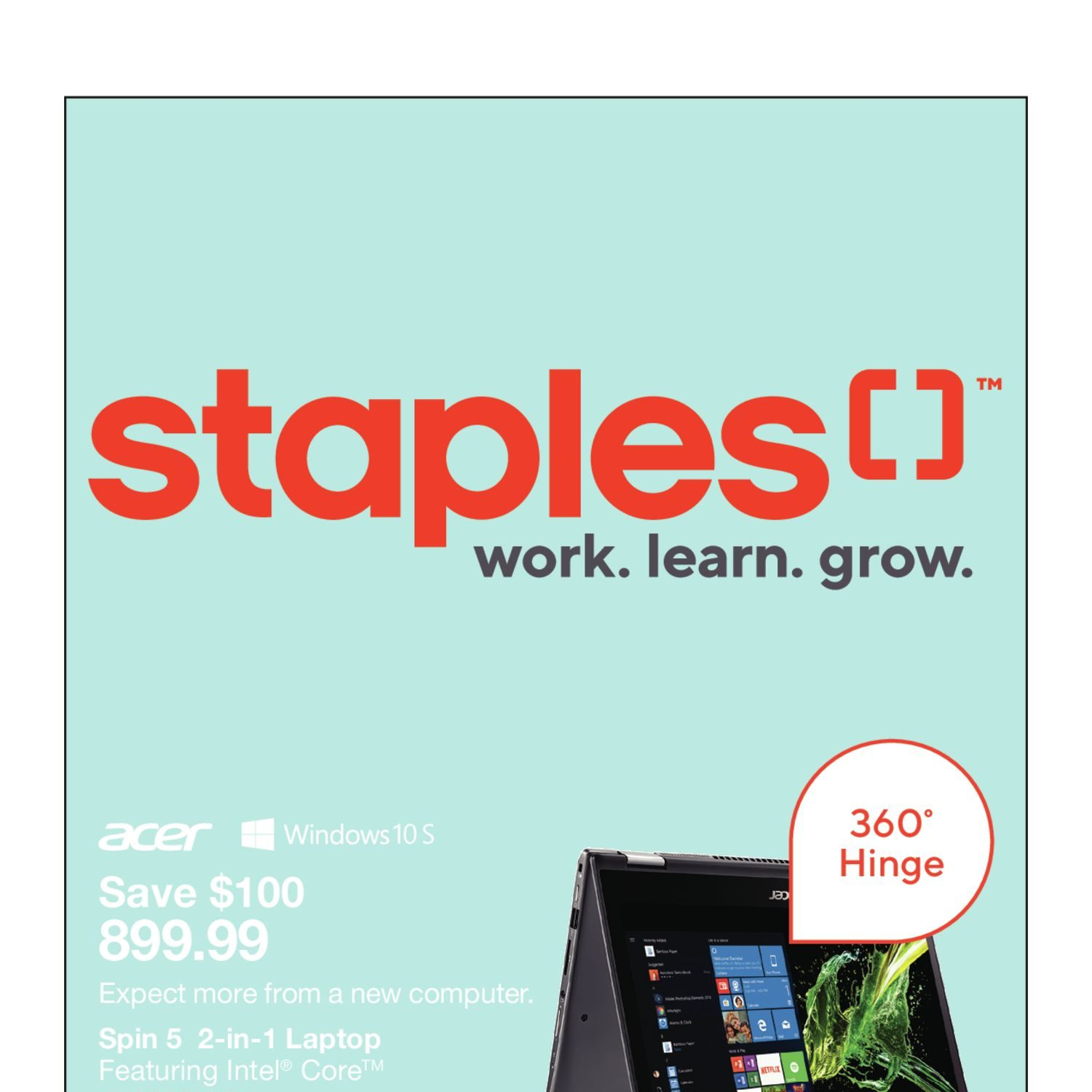 2c97111ed69 Staples Weekly Flyer - Weekly - Turn To-Do To Done - Jan 16 – 22 -  RedFlagDeals.com