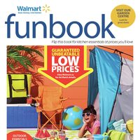 Walmart - Fun Book Flyer
