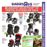 Babies R Us - 2 Great Weeks! Flyer