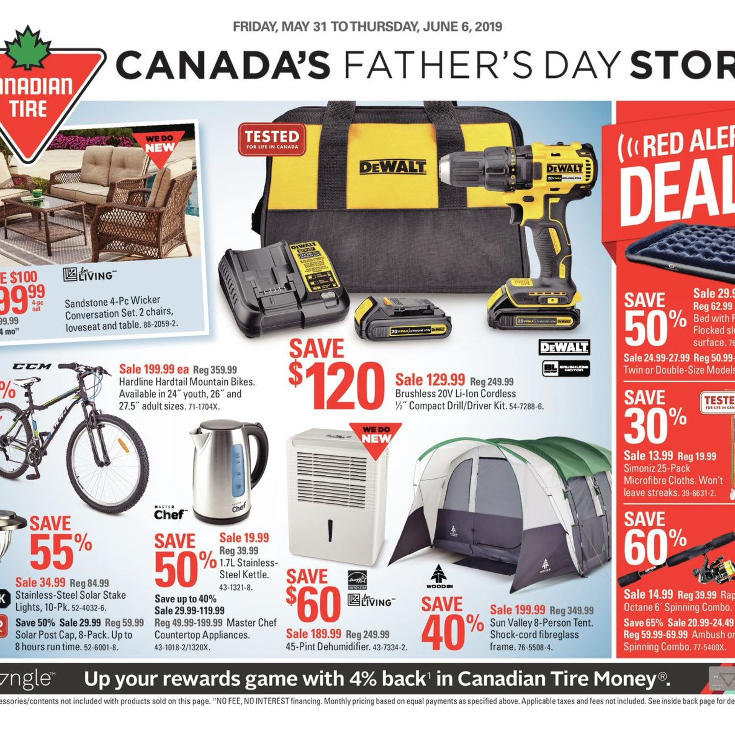 Canadian Tire Weekly Flyer - Weekly - Canada's Father's Day