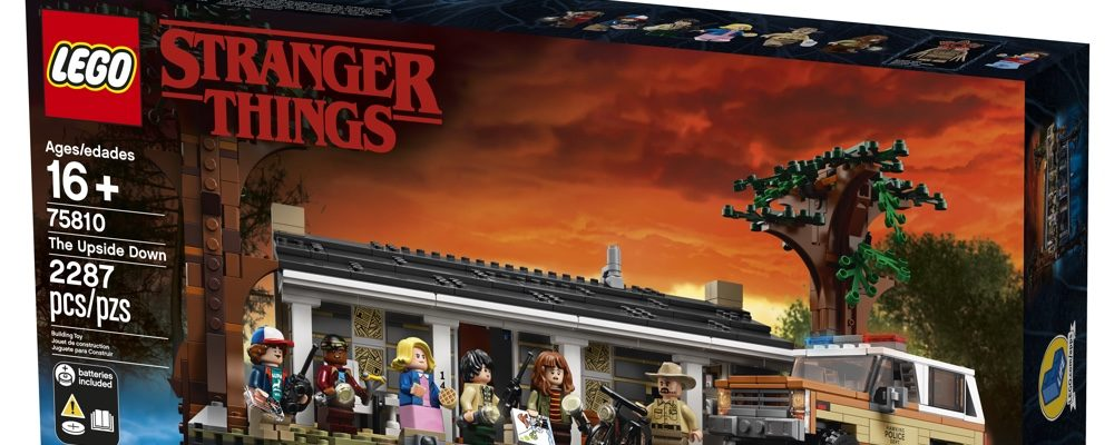 The New LEGO Star Wars BOOST and Stranger Things Sets Are