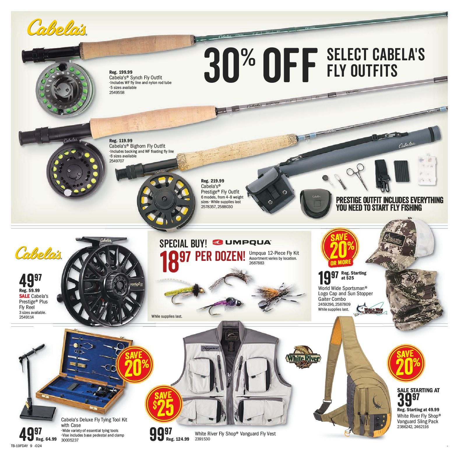 Bass Pro Shops Weekly Flyer - Father's Day Sale! - May 28