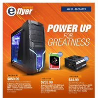 - Power Up For Greatness Flyer