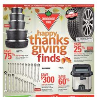 - Weekly - Happy Thanksgiving Finds Flyer