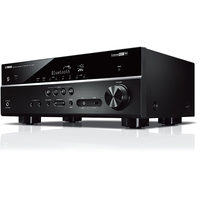 "Yamaha Soundstage 5.1-Channel receiver, Speakers And 10"" Subwoofer Package"
