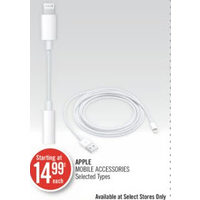 Apple Mobile Accessories