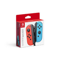Nintendo Switch - Red & Blue