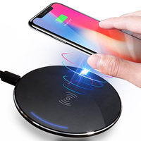 NeonTek Wireless Qi Device Desktop Charger