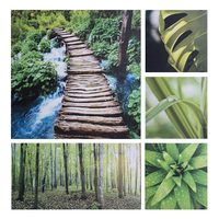Forest Wall Art-Set Of 5