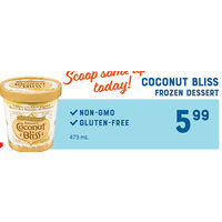 Cocount Bliss Frozen Dessert