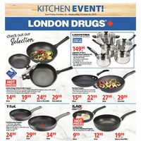 London Drugs - Kitchen Event! Flyer