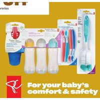 Baby's Comfort & Safety