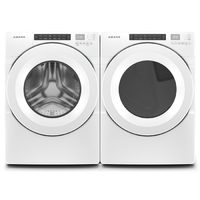 Amana 5.0 Cu.Ft. Washer, 7.4 Cu.Ft. Dryer Laundry Pair