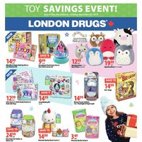 London Drugs - Toy Savings Event! Flyer