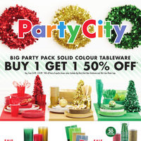 Party City - 13 Days of Savings Flyer