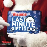 Visions Electronics - Last Minute Gift Ideas Flyer