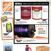 Home Depot - Weekly Specials Flyer