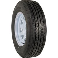 The Carlstar Group ST205/75R14 Trailer Tire Assembly