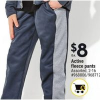 Monkey Bars, Belle & Birdie, Survival Gear Active Fleece Pants