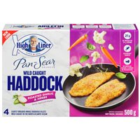 High Liner Pan-Sear, Signature Fish Fillets or Haddock Bites