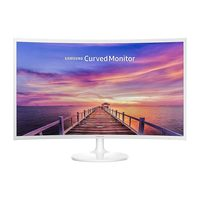 "Samsung 32"" Curved Monitor"