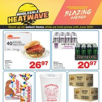 - Wholesale Heatwave Flyer