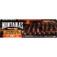 Swiss Chalet or Montana's Pork Back Ribs