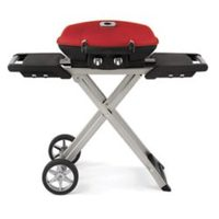 Napoleon 2 Burner TravelQ Portable Grill With Cart
