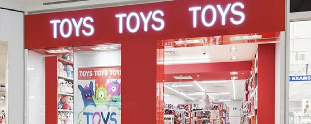 Toys, Toys, Toys has Filed for Bankruptcy and Will Close all Store Locations
