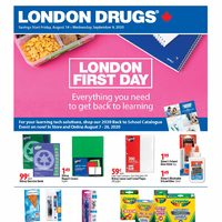 - London First Day Flyer