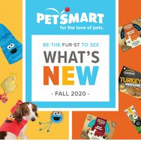 PetSmart - What's New - Fall 2020 Flyer