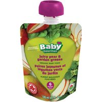 Gerber Or Baby Gourmet Or Love Child Organic Baby Food Pouches