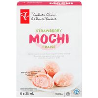 Pc Cream Fist Ice Cream or Pc Mochi Frozen Dessert