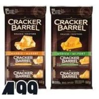 Crackers Barrel Cheese Snacks
