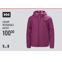 HH Champ Reversible Jacket